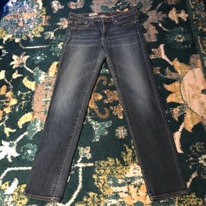 Adriano Goldschmied denim stilt cigarette leg 29